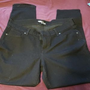 2/$20 Old Navy the Diva Jean's sz 14 NWOT